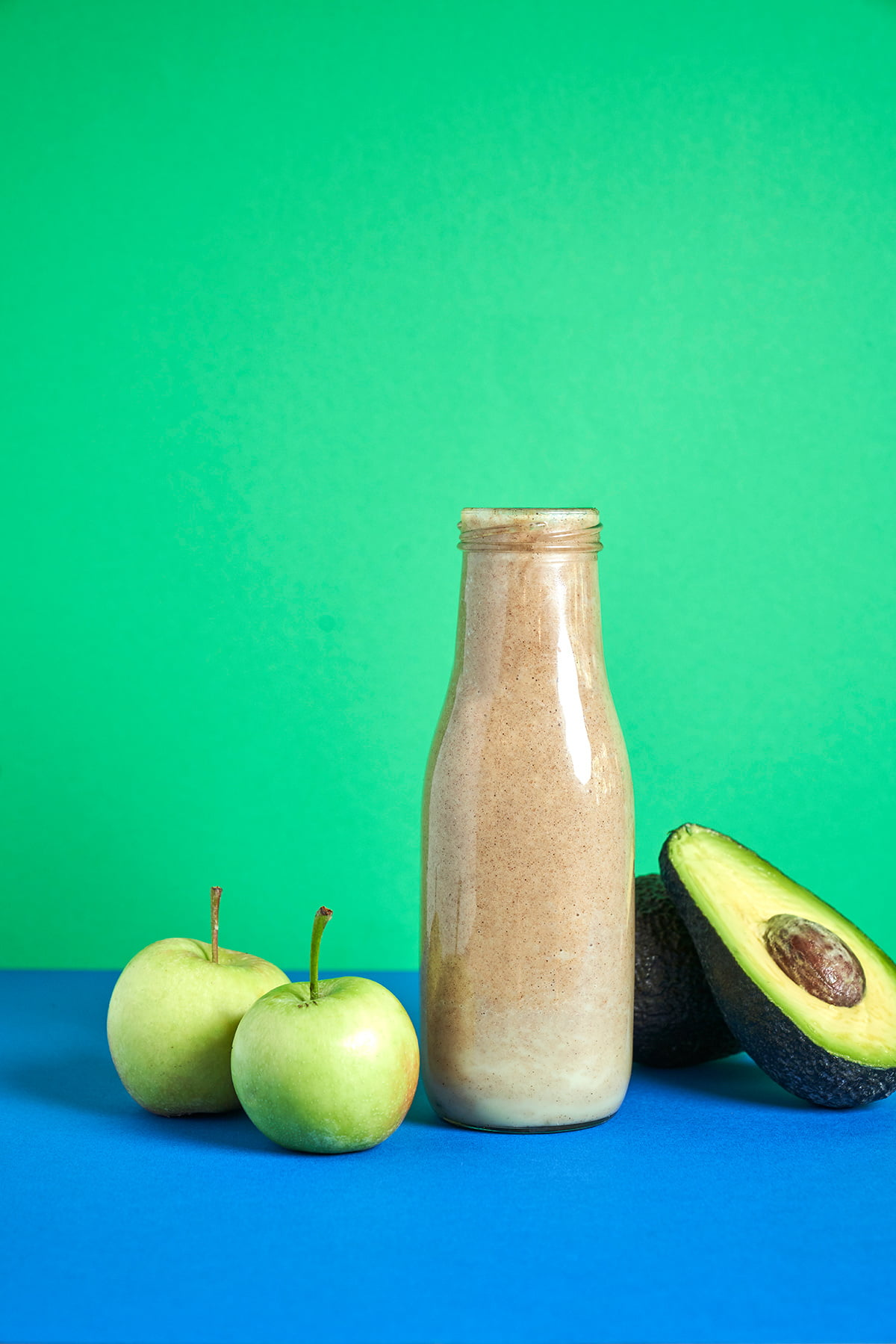 SMOOTHIE OF THE MONTH – GREEN CREAM
